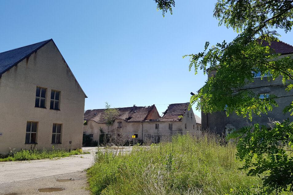 Das alte Gut in Neucunnewitz sieht traurig aus. Abriss kommt für die Besitzer aber wohl nicht infrage.