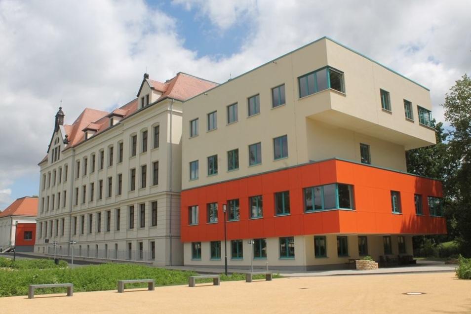 Das Schulgebäude an der Schliebenstraße ist in den vergangenen Monaten saniert worden.