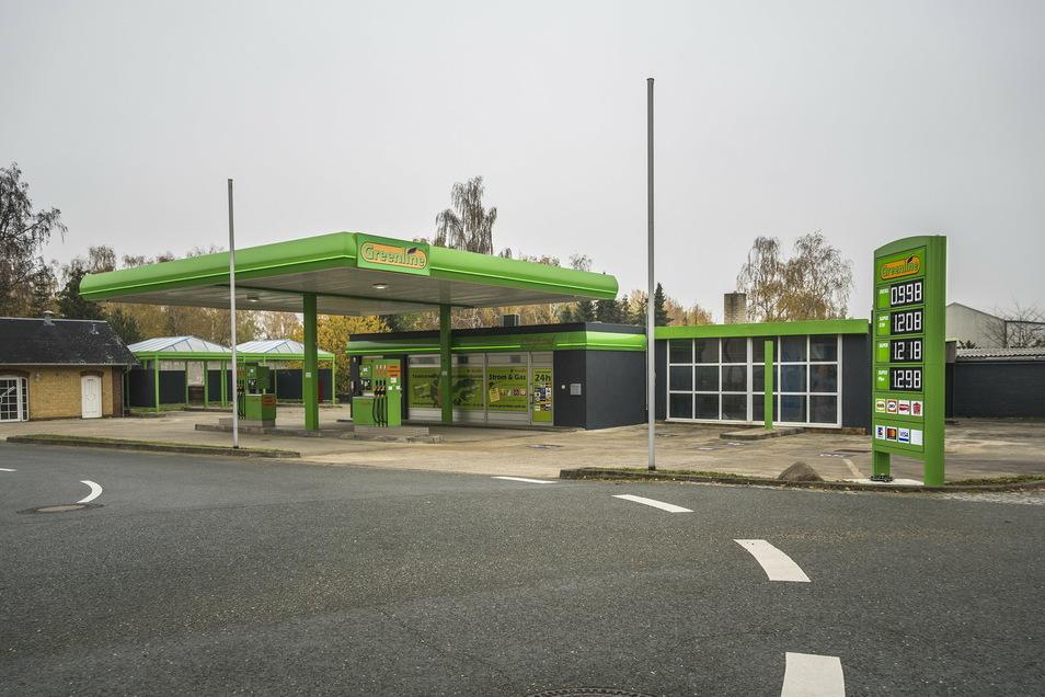 Die Greenline-Tankstelle (ehemals Gulf) wurde Anfang Oktober eröffnet. Damit hat Strehla neben der bft-Tankstelle wieder zwei Tankstellen.