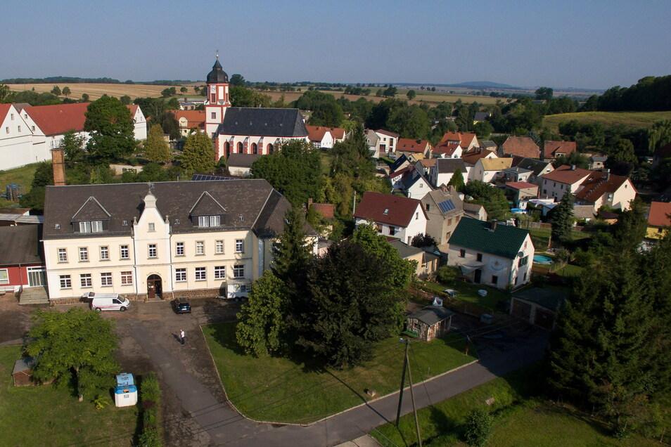 Die bisher größte Herausforderung für den Schrebitzer Heimatverein war die Sanierung der Kulturschule.