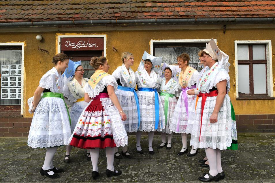 Mit der Reform wäre es Sorbinnen möglich, eine weibliche Form des Familiennamens zu führen.