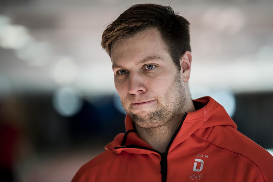 Bobpilot Nico Walther will nach seinem Sturz in Altenberg den Weltcup-Auftakt Anfang Dezember nicht verpassen.