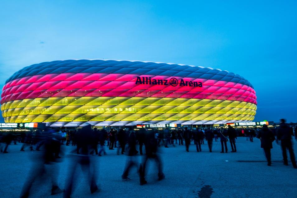 München bleibt Co-Gastgeber der EM. In der Allianzarena sollen unter anderem die Gruppenspiele der deutschen Nationalmannschaft ausgetragen werden.