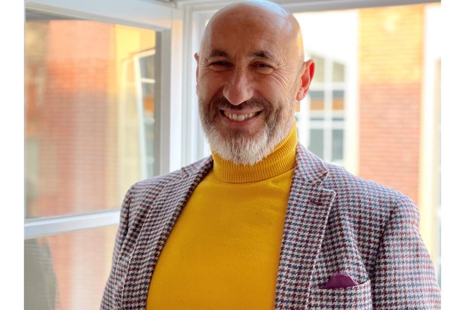 Prof. Dr.-Ing. habil. Antonio Hurtado, Inhaber der Professur für Wasserstoff- und Kernenergietechnik an der TU Dresden.