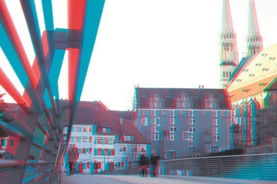 Der Gang über die Görlitzer Altstadtbrücke ist heute eine Selbstverständlichkeit. Darüber wird fast vergessen, wie hart die Brücke in den 1990er Jahren erkämpft werden musste. Als Bandmann-Brücke verschrieen, wollen sie heute viele Einwohner der Europasta