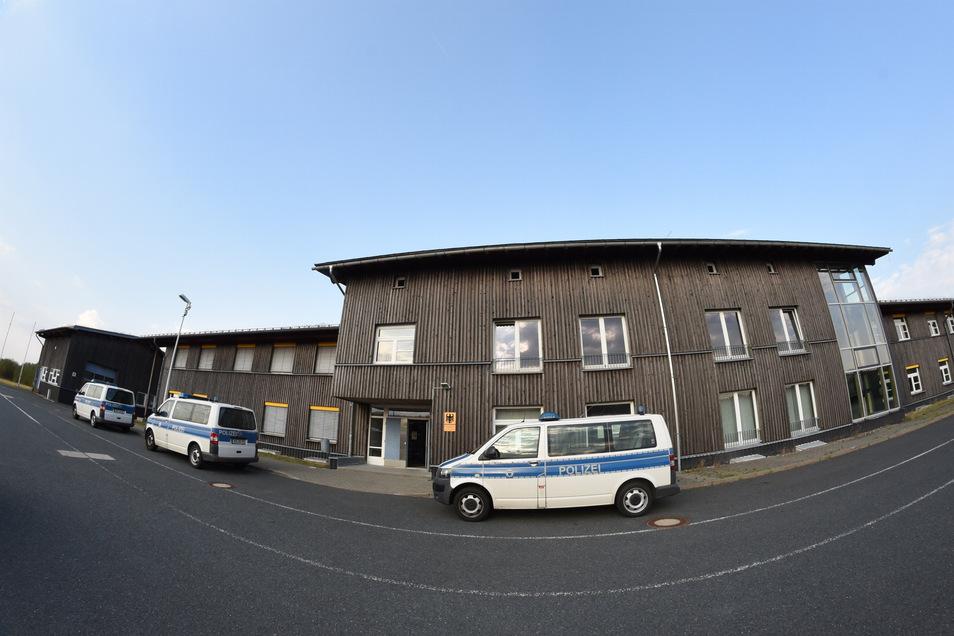 Steht der Bundespolizei-Stützpunkt in Altenberg bald doch leer?