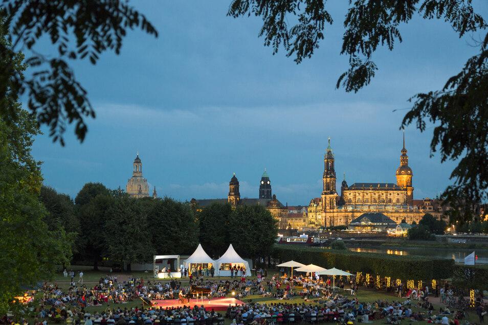 Der Dresden Open Air - Kultursommer 2021 hält für jeden etwas bereit!
