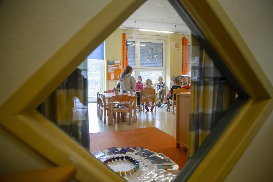 Ab dem 18. Mai soll die Kinderbetreuung wieder für alle offenstehen.