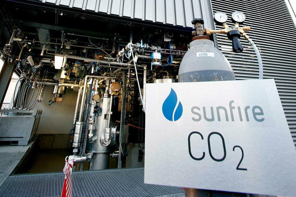 Die Dresdner Firma Sunfire kauft sich neue Technologie in der Schweiz ein.