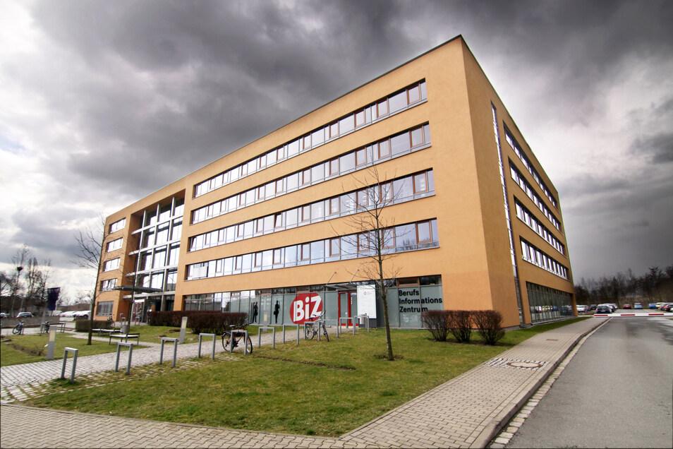 Die Arbeitsagentur an der Riesaer Breitscheidstraße ist für das Gebiet des kompletten Landkreises Meißen zuständig.
