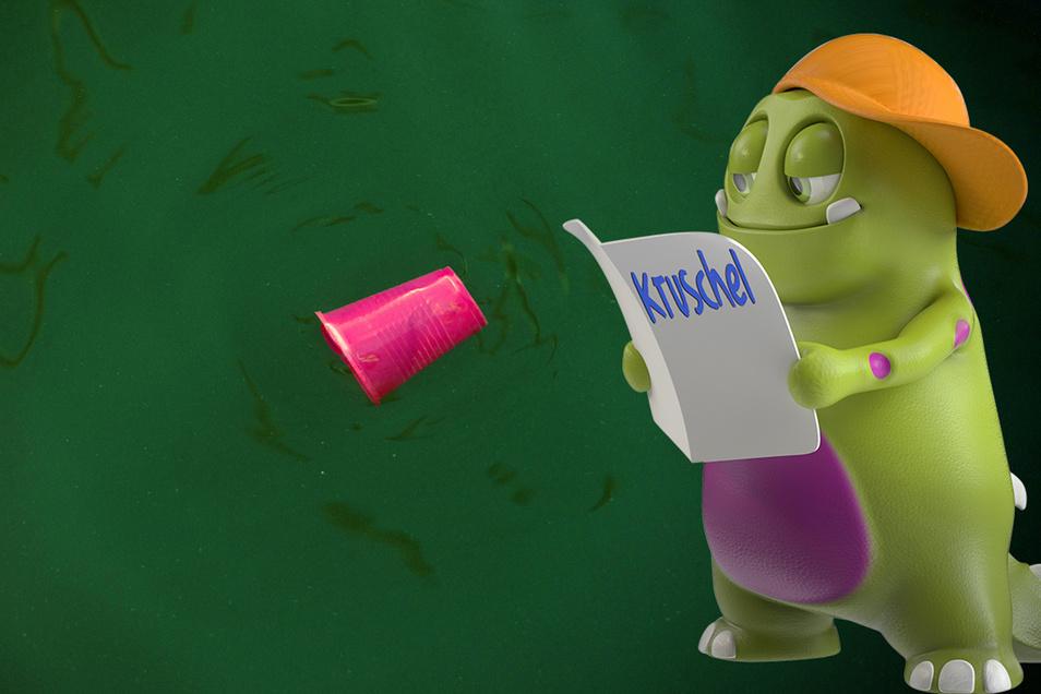 Millionen Tonnen Müll verschmutzen die Ozeane.
