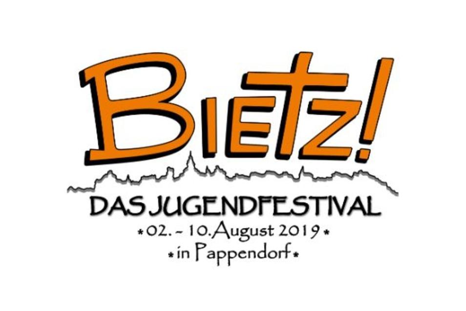 Das Logo des Jugendfestivals.
