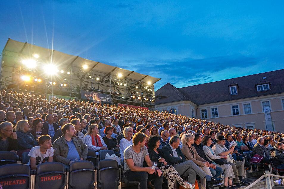 Volle Ränge auf der Ortenburg wird es in diesem Jahr nicht geben. Der Bautzener Theatersommer ist abgesagt.