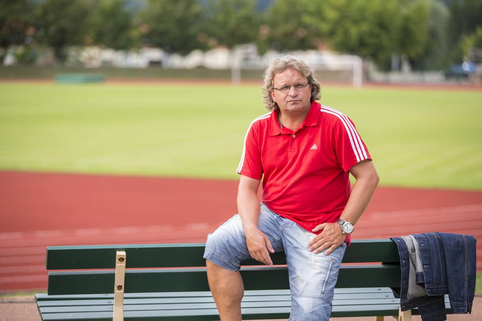 Heiko Scholz im Jahr 2013.