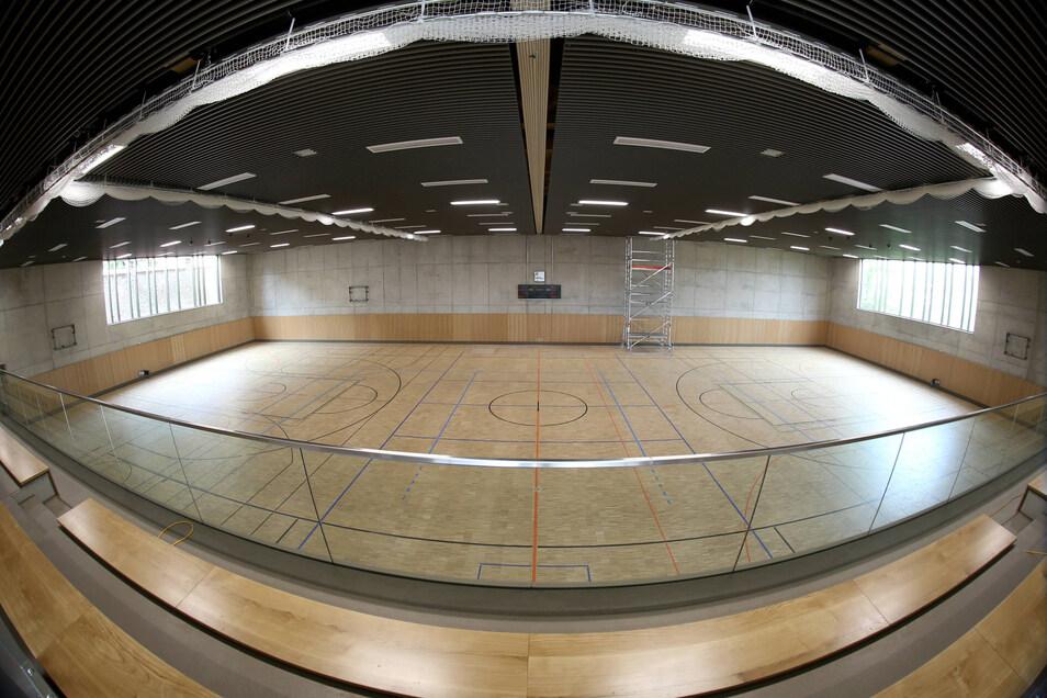 Eine Mehrzweckhalle für Sport und Veranstaltungen wünschen sich viele Freitaler.