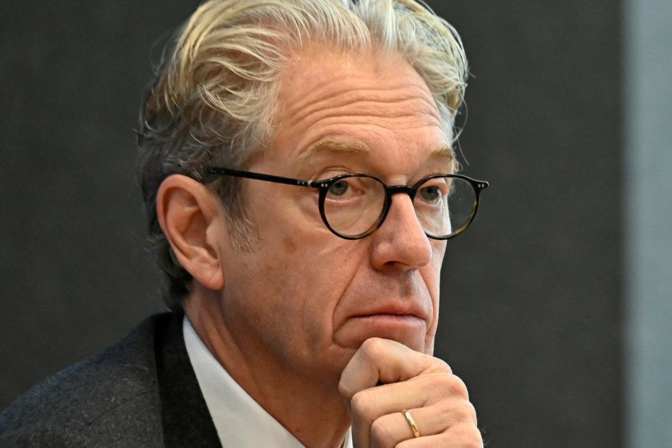 Andreas Gassen, Vorstandsvorsitzender der Kassenärztlichen Bundesvereinigung