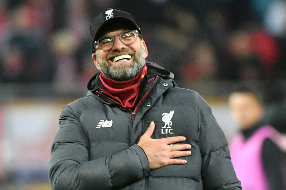 Jürgen Klopp ist seit Oktober 2015 Cheftrainer beim FC Liverpool.
