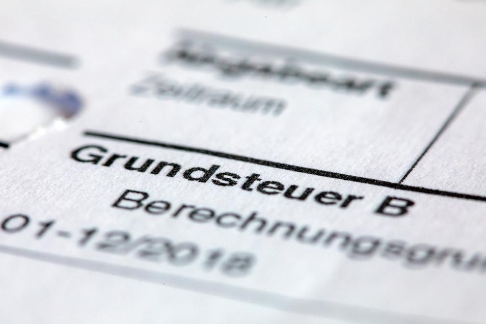 Mit höheren Grund- und Gewerbesteuern müssen die Hirschsteiner bis 2024 nicht rechnen.
