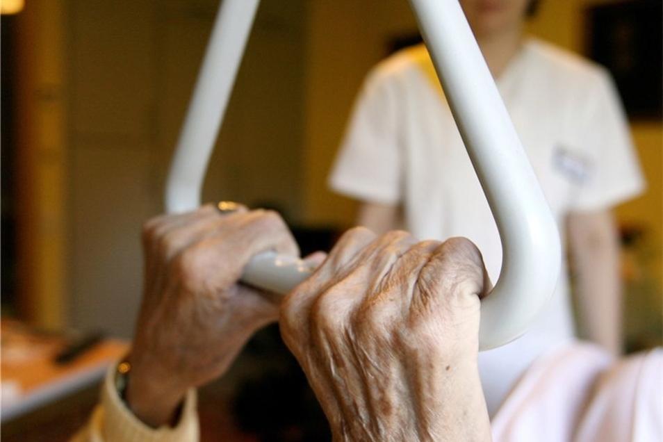 Viele der Kursteilnehmer haben Pflegebedürftige in ihrem Umfeld.