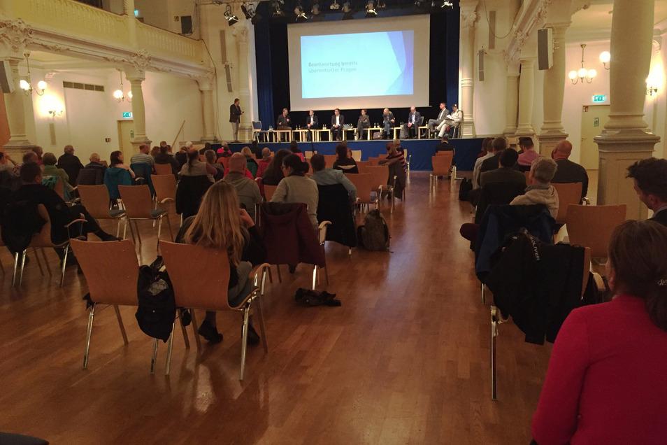 Forum im Zentraler: Seit September 2019 gibt es eine Bürgerinitiative in Weinböhla gegen 5 G.