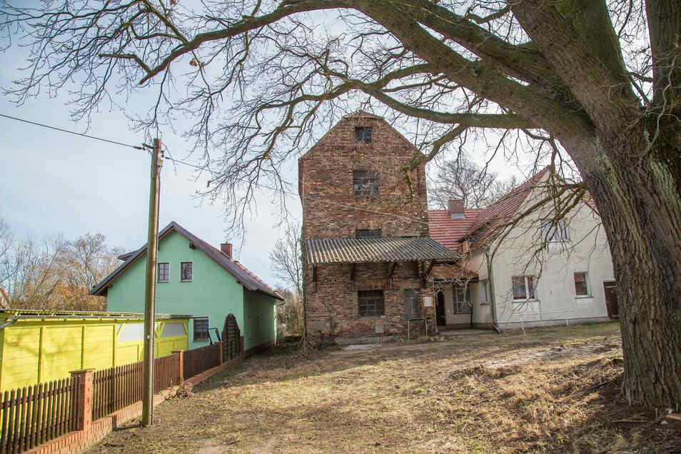 Die Mühle in Förstgen.