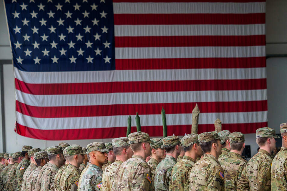 US-Präsident Donald Trump will Deutschland mit einem Teilabzug der US-Truppen bestrafen.