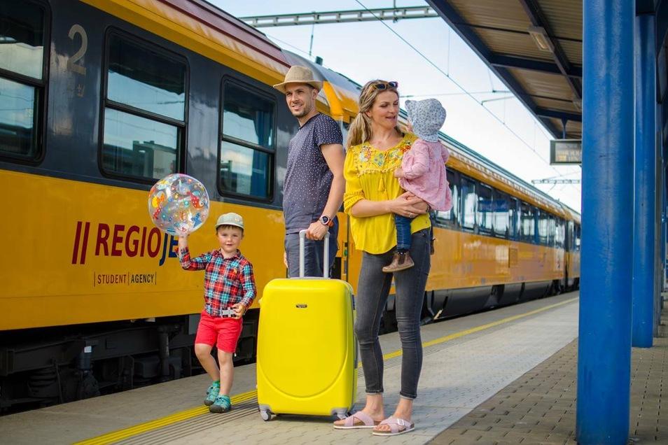 Eine niederländisch-tschechische Kooperation sorgt dafür, dass Dresden ab 2022 eine neue Nachtzugverbindung bekommt.