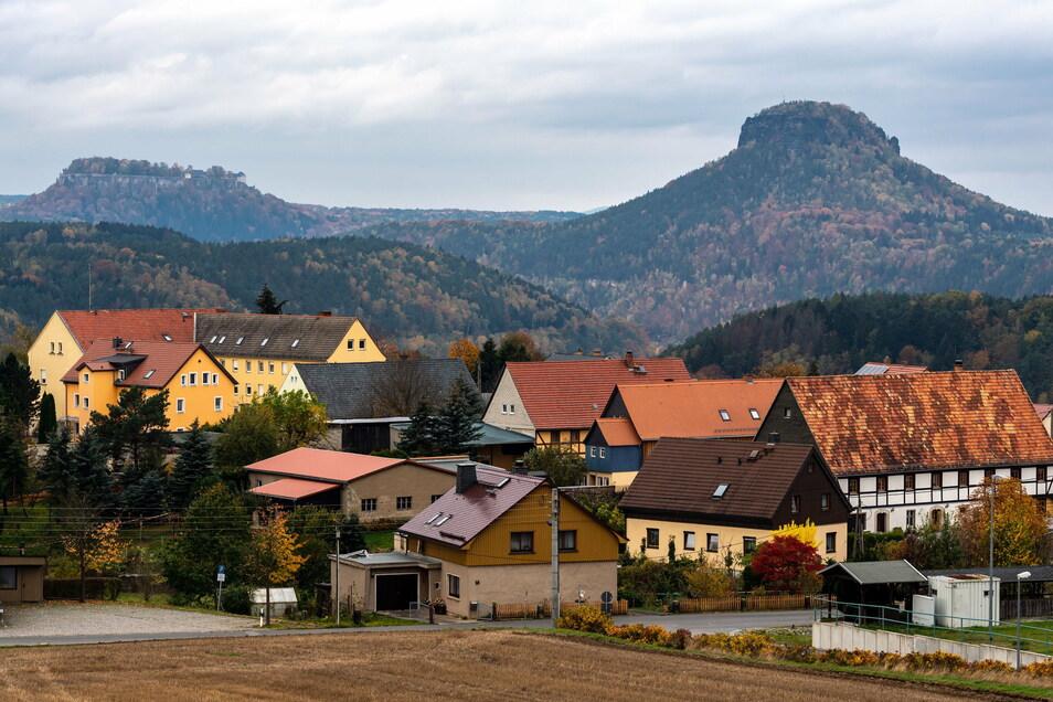 Rathmannsdorf in der Sächsischen Schweiz: Stellvertretend soll hier die Durchdringung der Bevölkerung mit dem Coronavirus ermittelt werden.