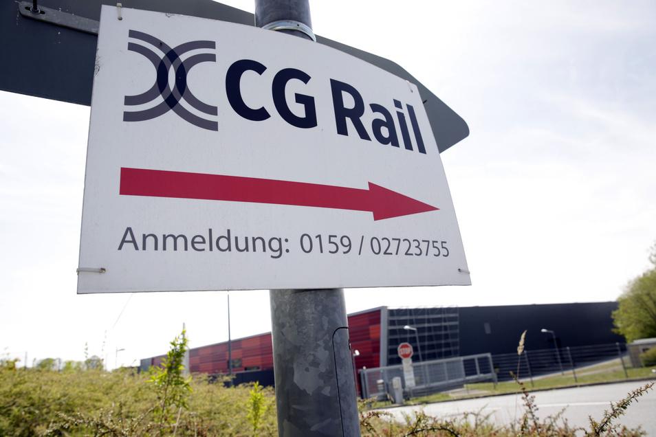 CG Rail, ein chinesisch-deutsches Forschungs- und Entwicklungszentrum für Bahn- und Verkehrstechnik kam vor zwei Jahren nach Großröhrsdorf. Jetzt verlässt es den Standort wieder.