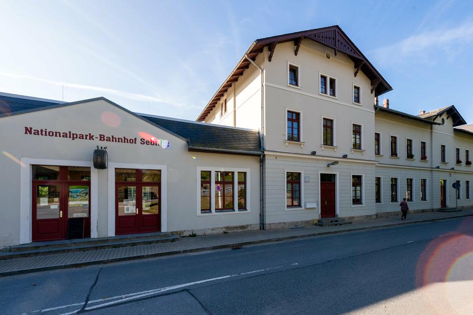 Wer schließt im Nationalparkbahnhof Sebnitz künftig früh um sechs Uhr die Türen auf?