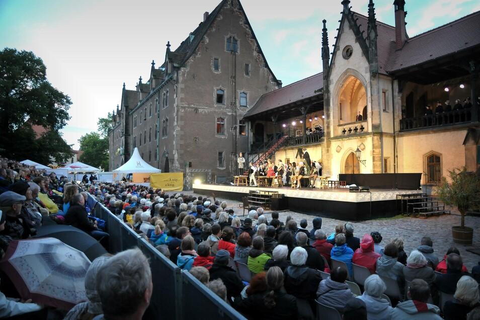 Burgfestspiele