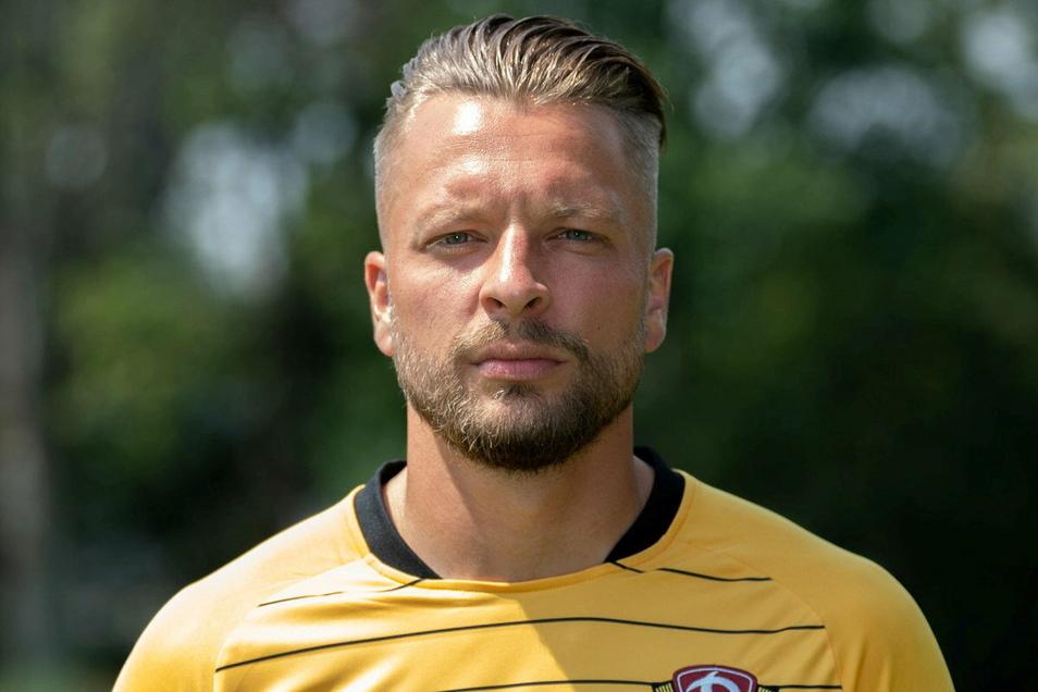 Patrick Ebert wechselte im Oktober in die zweite Liga Griechenlands zum Xanthi FC.
