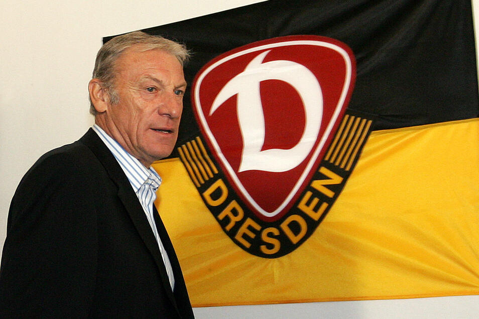Im September 2007 kehrte Eduard Geyer als Trainer zu Dynamo zurück, folgte auf Norbert Meier. Der einstige Meistercoach erreichte mit der Qualifikation zur neu gegründeten 3. Liga das Saisonziel, allerdings war es auch ihm nicht gelungen, die Gräben in de