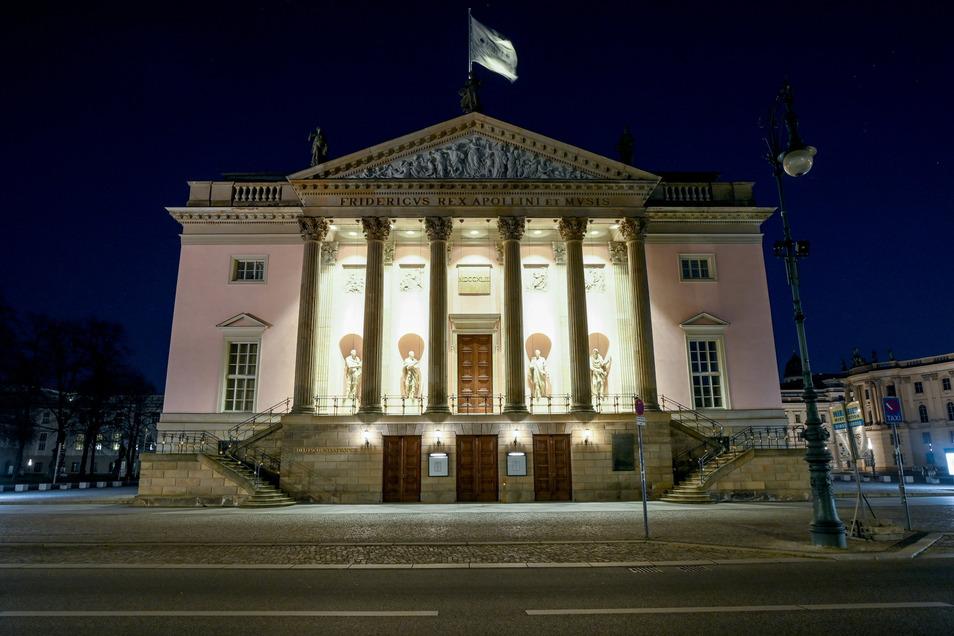 René Pape ist seit 1988 fest engagiert in der Staatsoper Berlin.