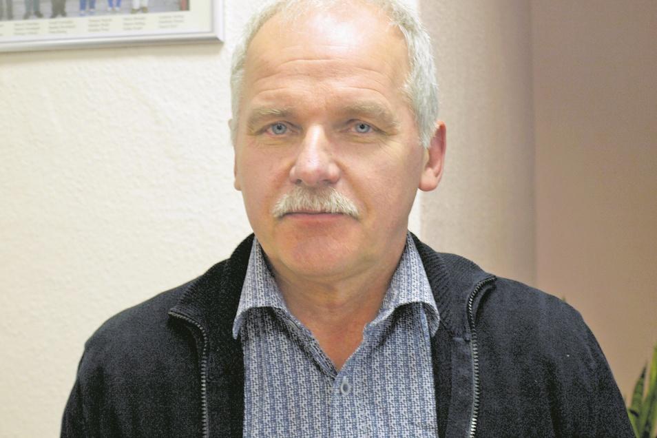 Detlef Roitsch, Gemeinde- und Ortschaftsrat, ist jetzt auch Vorsitzender des Ortschaftsrates, sprich Ortsvorsteher.