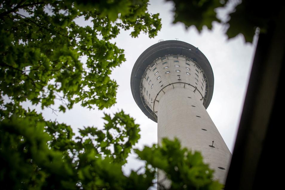 Der Dresdner Fernsehturm soll wiedereröffnet werden.