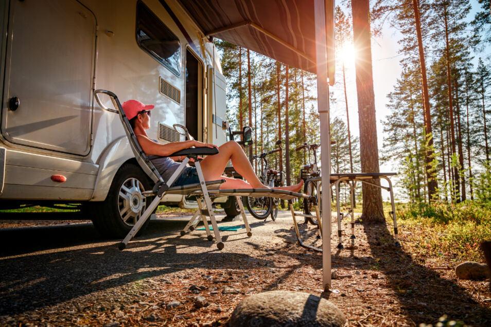 Unsere Empfehlung: 1 Woche Wohnmobil-Familien-Urlaub - 7 Nächte für bis zu 4 Personen in der Auktion ab 286 € statt 954 €