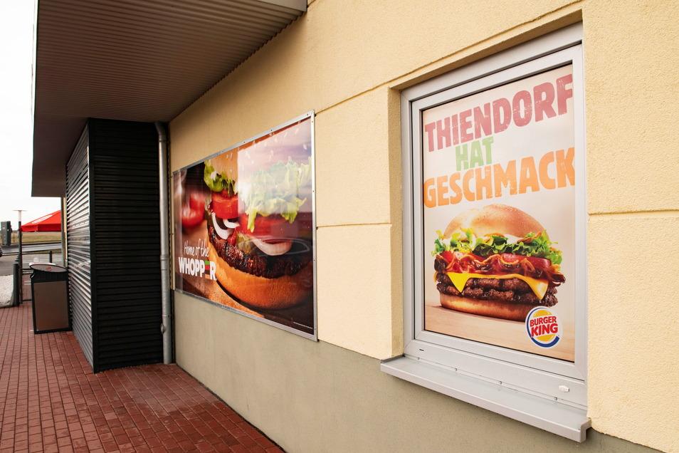 Mit neuen Produkten versucht Burger King vor allem seine Stammkundschaft zu halten.