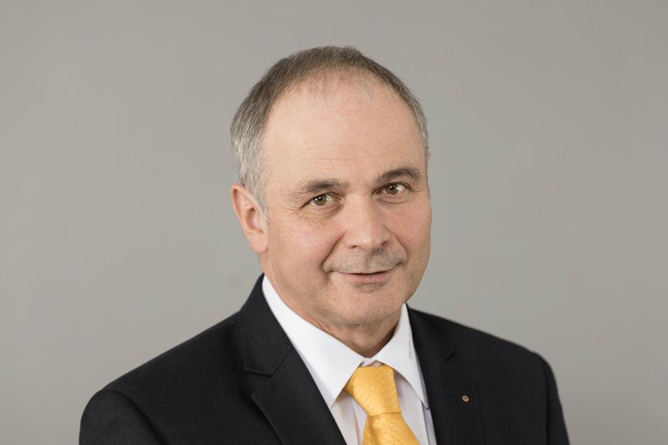 Klaus Klötzner (61) aus Glauchau ist seit 2018 Vorsitzender des ADAC Sachsen. Zuvor war er viele Jahre Motorsport-Vorstand des Regionalklubs.