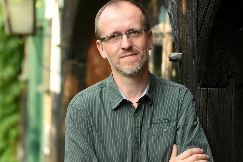 Wieland Menzel ist jetzt für die Herrnhuter Brüderunität Koordinator für Kulturtourismus.