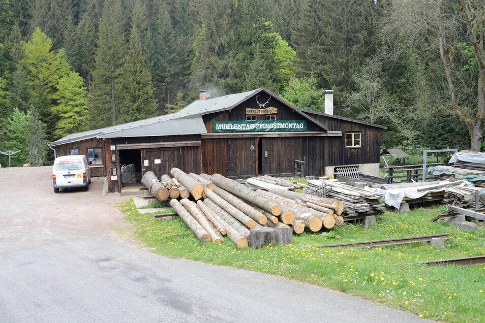 Der Förderverein der Herklotzmühle wünscht sich wieder eine Haltestelle an der Mühle. Doch für den RVSOE lohnt sich das nicht.
