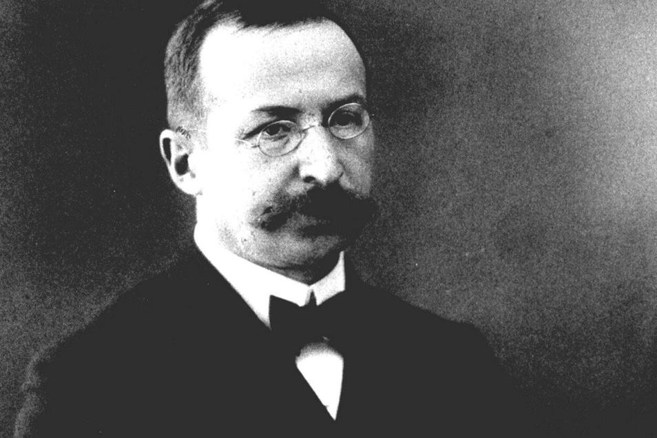 Ernst Polaczek war von 1928 bis 1933 Leiter des Görlitzer Kaiser-Friedrich-Museums sowie Direktor der Oberlausitzer Gedenkhalle.