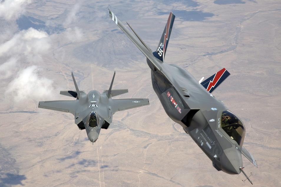 Die Türkei, einer der Partner beim Bau der F-35, sollte eigentlich etwa 100 Jets bekommen.