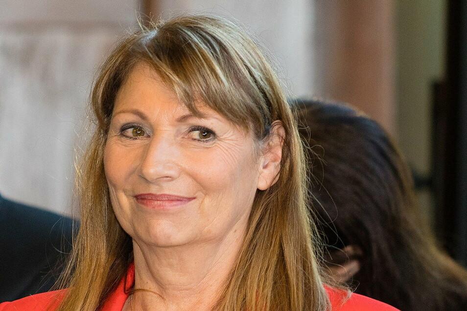 Petra Köpping (SPD) managt seit Dezember die Corona-Schutzimpfungen.