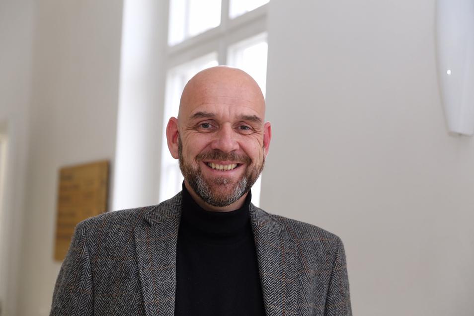 Lutz Blase ist der Medizinische Direktor des Städtischen Klinikums Dresden.