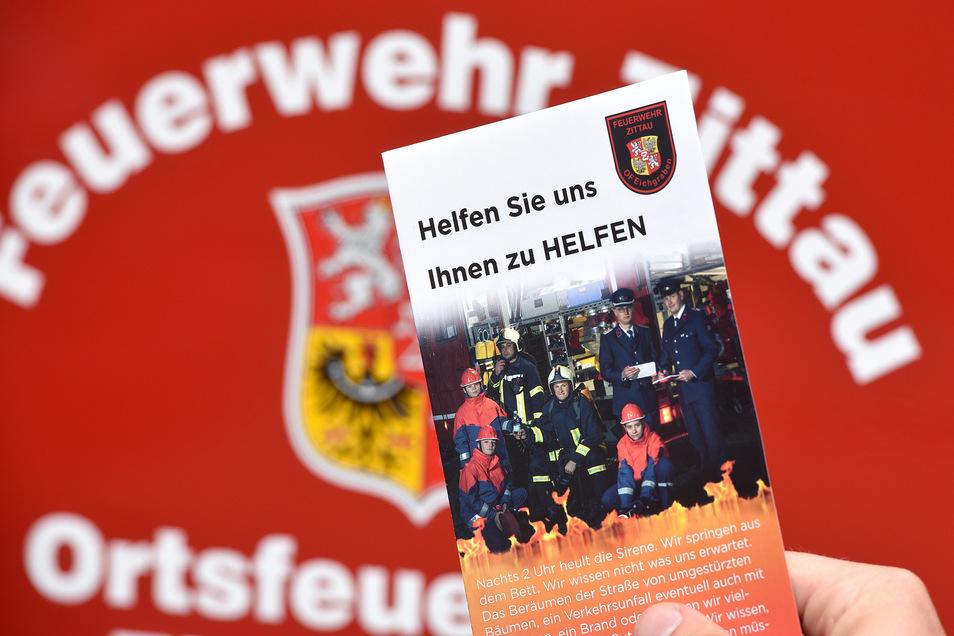 13.000 Euro sollen über eine Spendenaktion zusammenkommen. Dann könnte das neue Fahrzeug für die Feuerwehr angeschafft werden.
