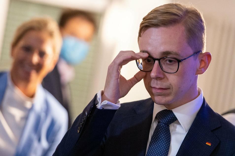 Philipp Amthor war kurz davor CDU-Chef in Mecklenburg-Vorpommern zu werden. Doch dann wurden zweifelhafte Beteiligungen an einem US-Unternehmen öffentlich.