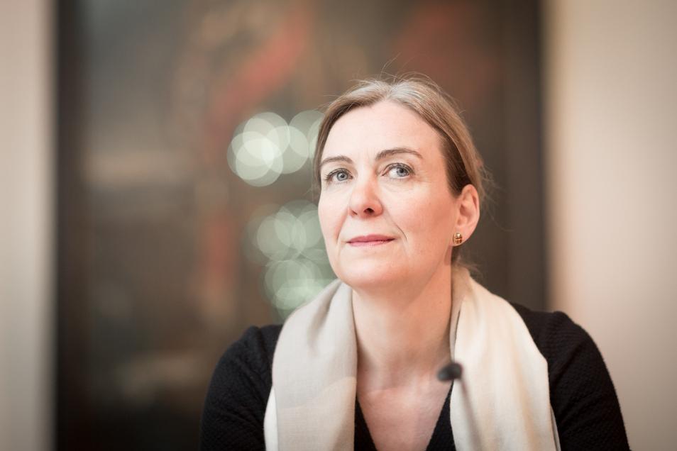 SKD-Chefin Marion Ackermann