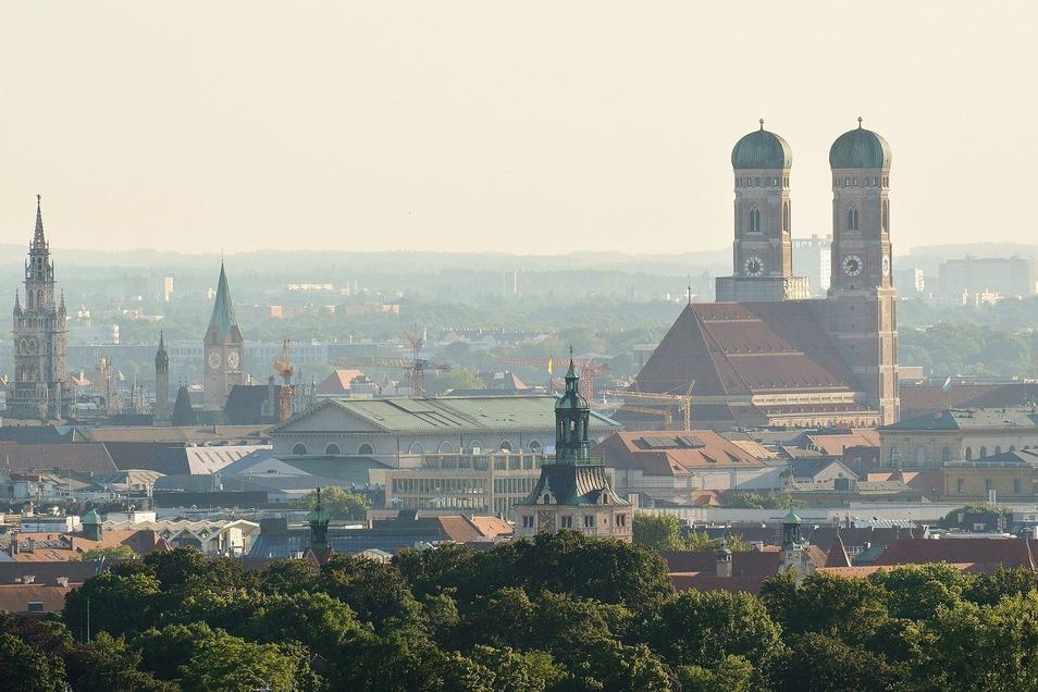 Deutschlands höchste Mieten zahlt man in zentrumsnahen Stadtbezirken Münchens.