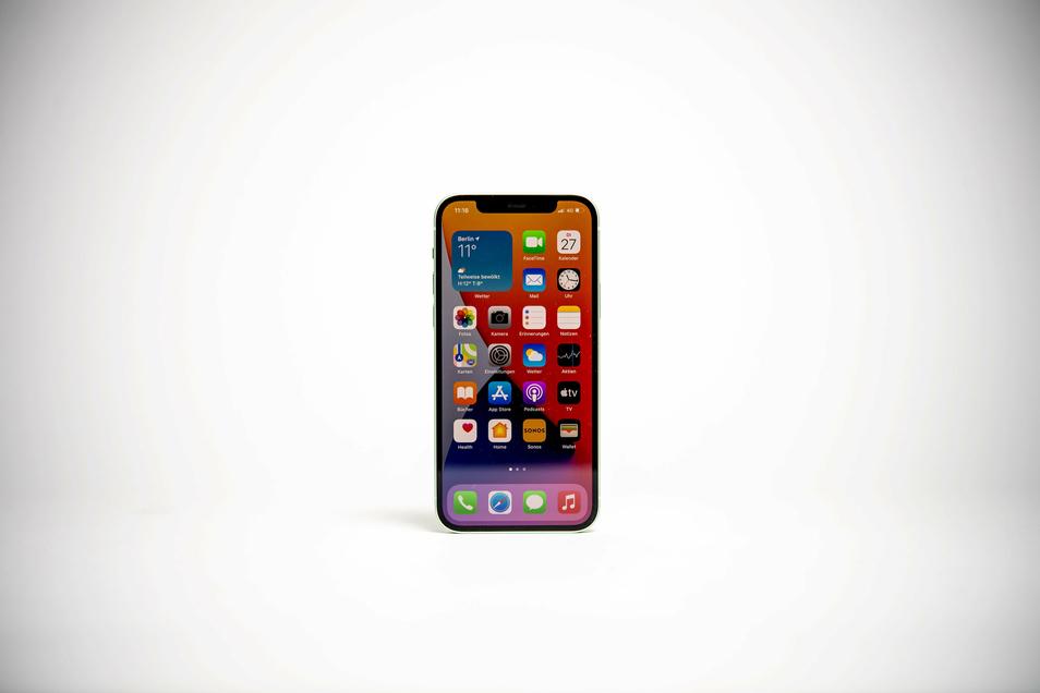 Das neue iPhone 12.